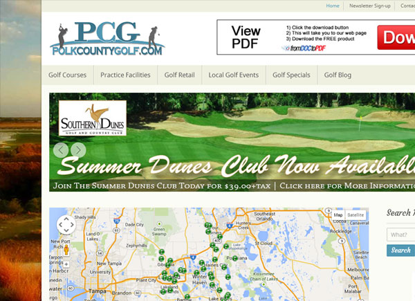 Polk County Golf